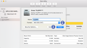 Disk Utility Screenshot 2 of 3